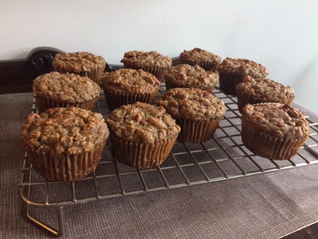 healthy magic muffins