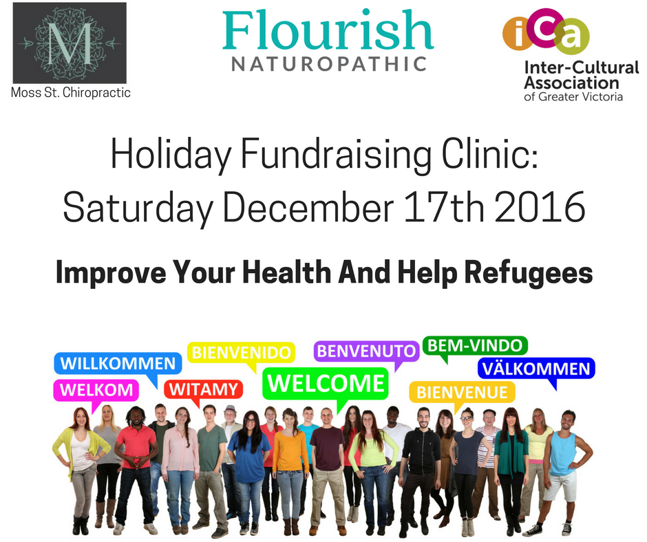 Fundraising Clinic for Refugees