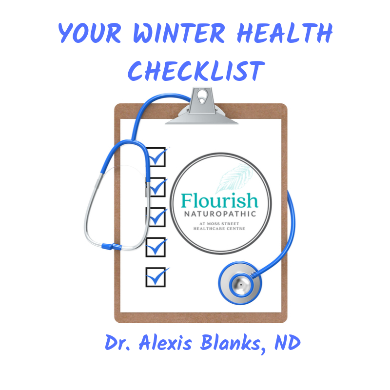 naturopathic winter health checklist