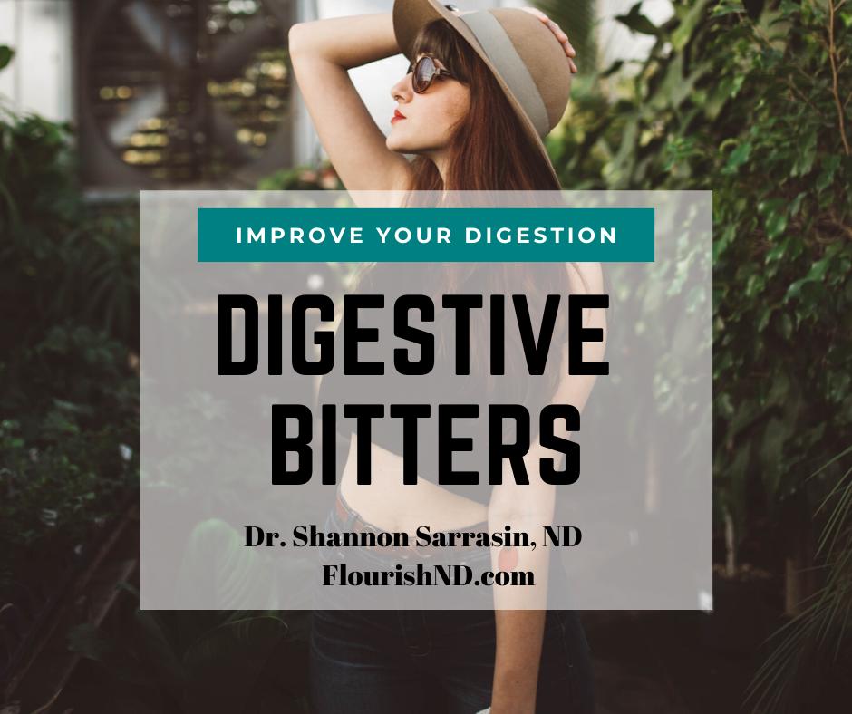 Digestive Bitters: Restoring Healthy Digestion