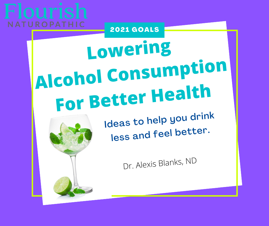 Lowering Alcohol Consumption For Better Health